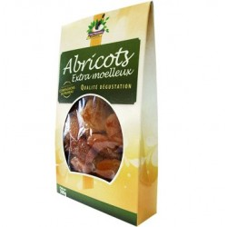 Abricots extra moelleux Etui 500 gr