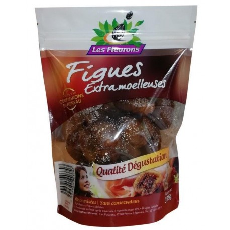 Sachet Figues extra moelleuses 375g