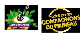 Logo Les Fleurons Compagnons du Pruneau Ultimum Sport